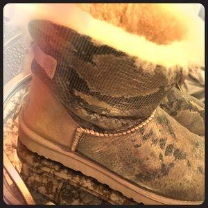 Snake 🐍 UGG Australia Boots